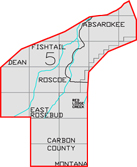 District 5 map
